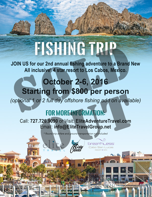 FLYER Cabo trip sold out2