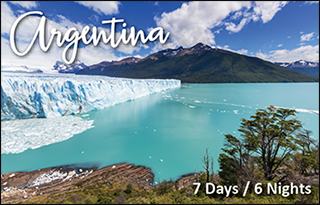 trip giveaway to argentina