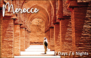 morocco trip giveaway