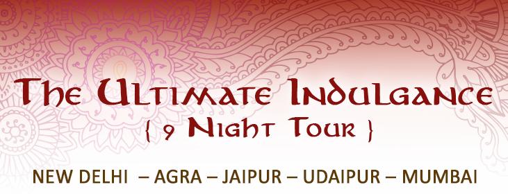 india travel tour