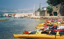 Kayaking Kolocep