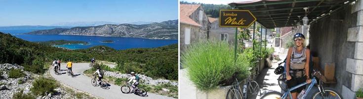 Croatia Biking Tour