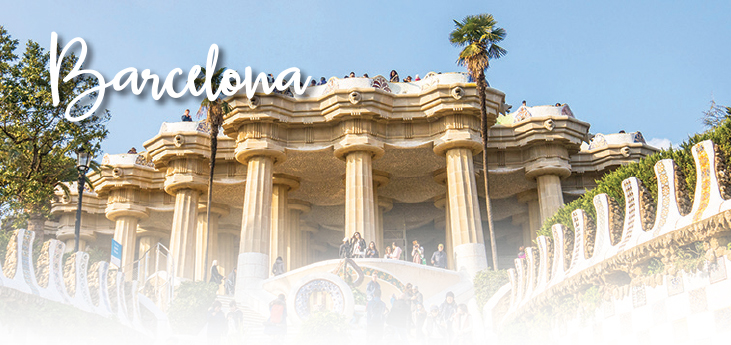 barcelona spain trip packages