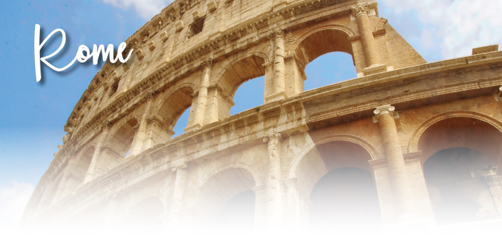 rome italy trip packages