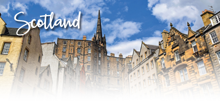 edinburgh ireland trip package