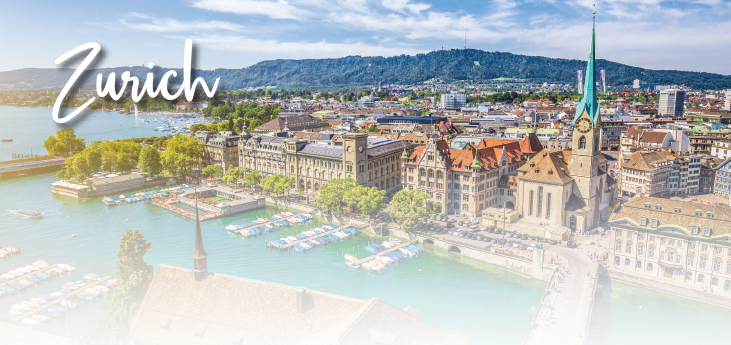 zurich switzerland trip package