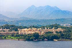 Udaivilas Palace india travel