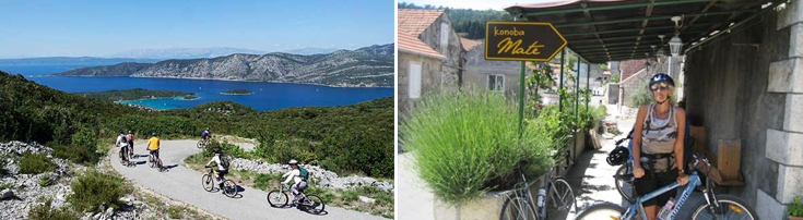 Croatia Biking Tour