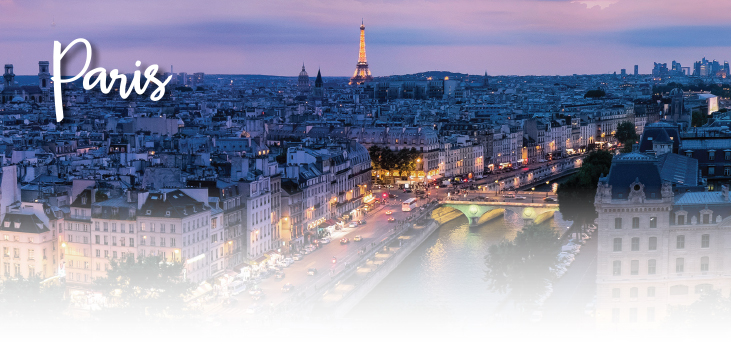 paris france trip packages