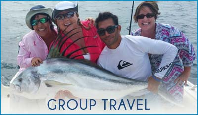 group travel services