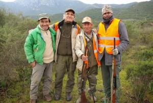 Sardinia, Italy Hunting Trip